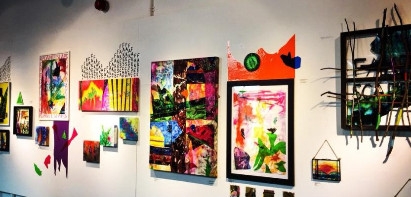 New exhibition FAKE SCAPE is now on in Lancaster