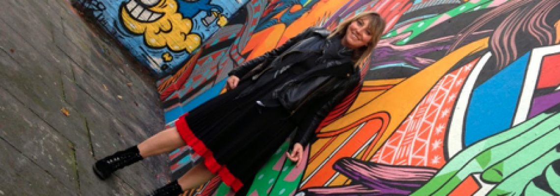 Championing the merits of street art