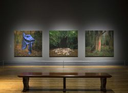 George Shaw at National Gallery