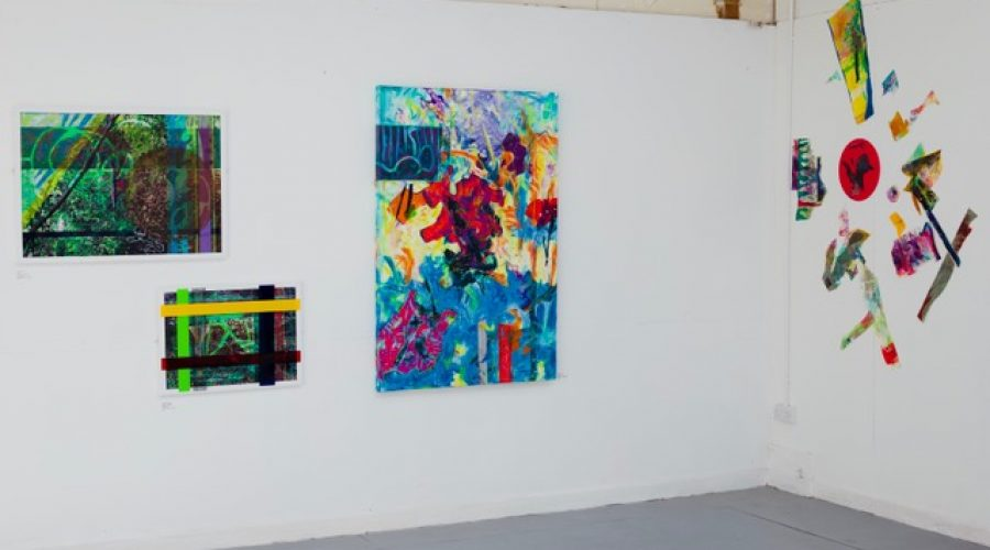 New ROSE TINTED show now on at AIR Gallery, Manchester