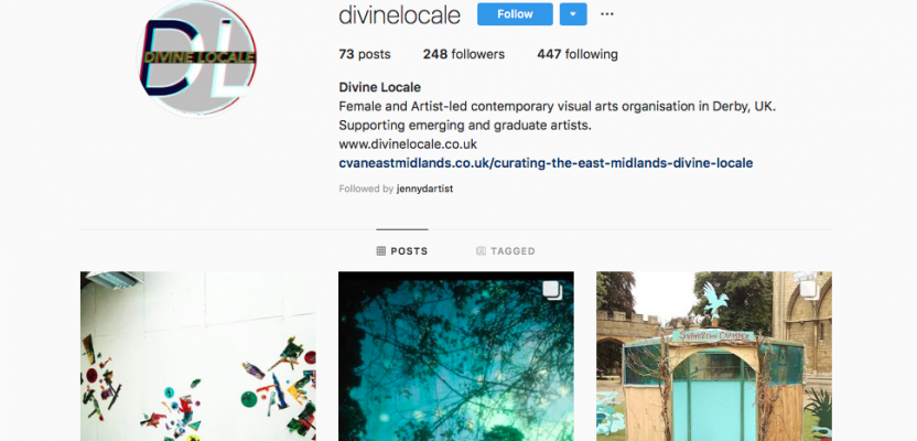 Instagram Takeover of Divine Locale