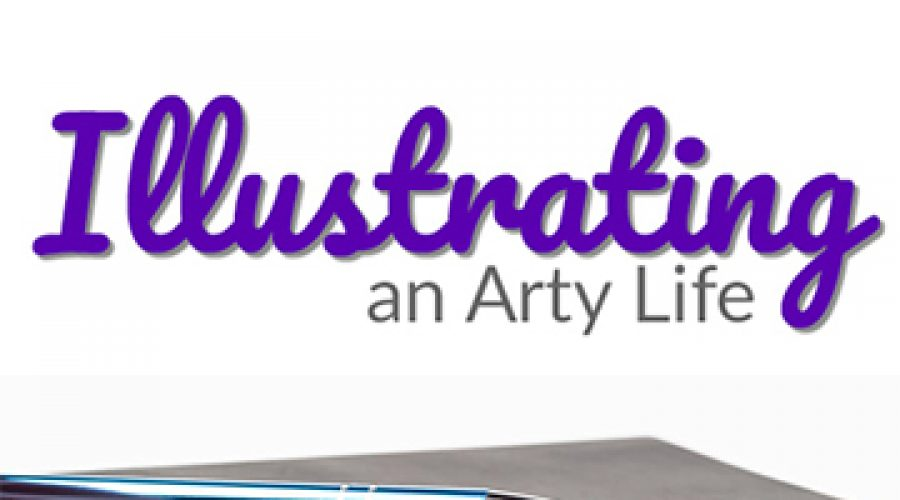 Illustrating An Arty Life joins the website as our new extra blog